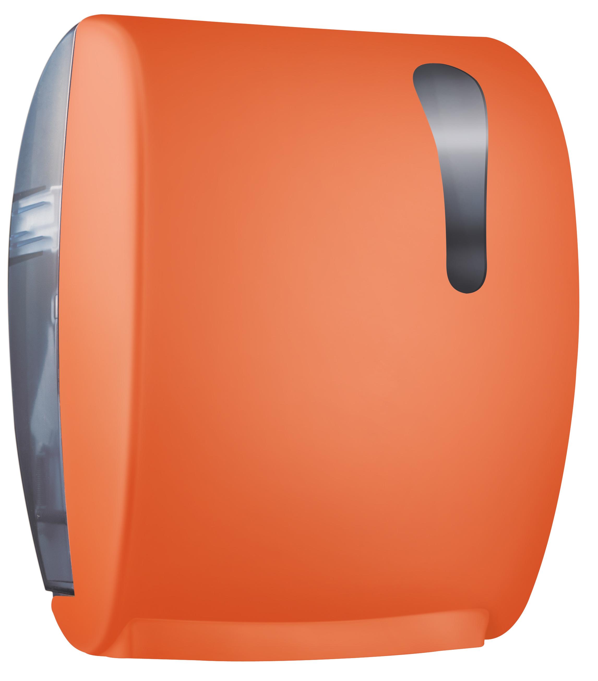 Orange automatic paper towel dispenser for Orange toilet accessories